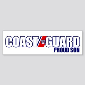 USCG Son Sticker (Bumper)